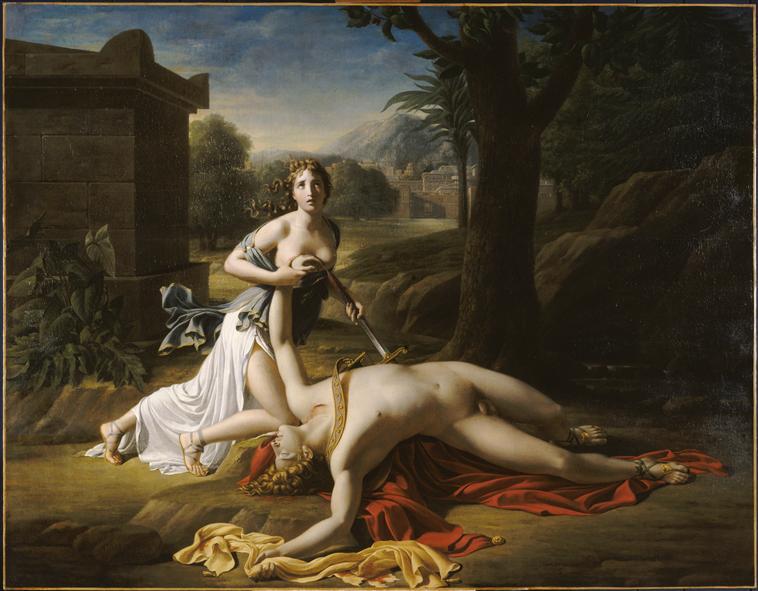 Píramo y Tisbe de C. Gautherot